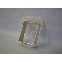 Kārba (plastmasas) sekciju rāmītim